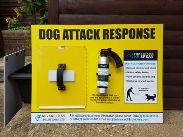 Dog Attack Response Board